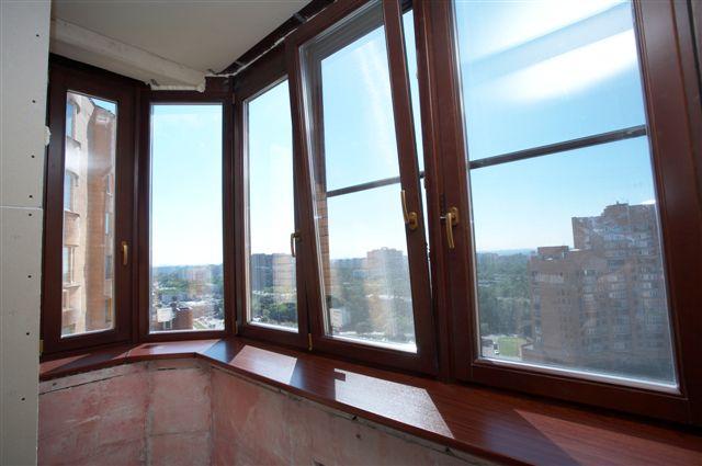 Профиль для остекления балконов и лоджий.