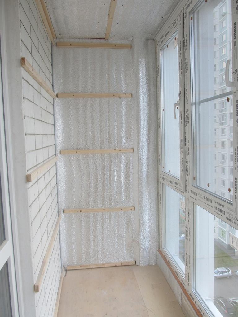 Утепление балконов и лоджий в г. подольск - masterdel.ru.